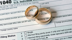 How marital status affects tax filing status - Bankruptcy Attorney - Divorce Lawyer - TLC Law, PLLC - Tyler, TX